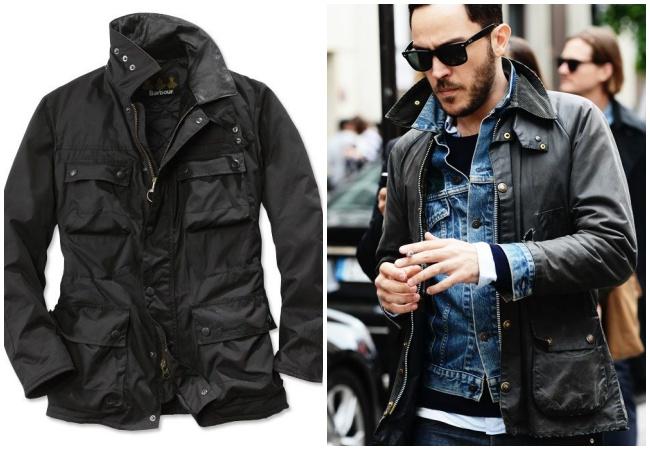 Jaqueta masculina 4
