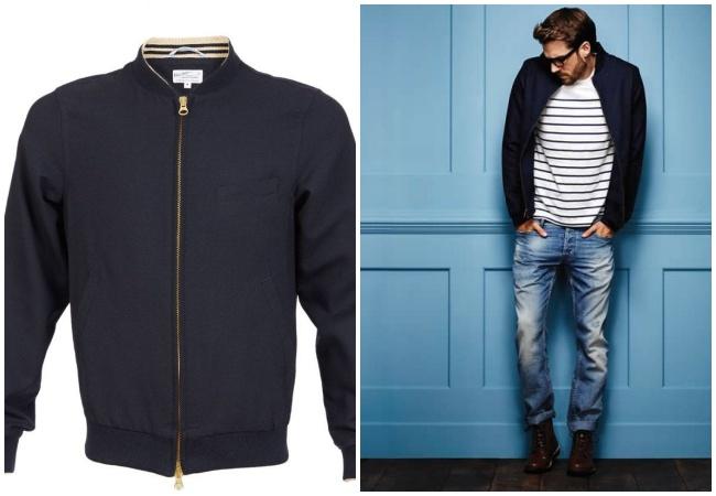 Jaqueta masculina 5
