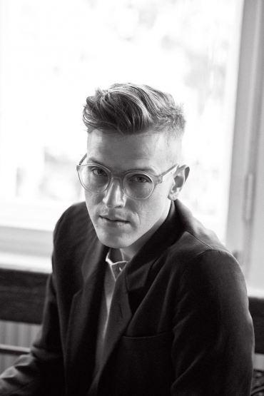 moda masculina - lucas maronesi - oculos redondo 10