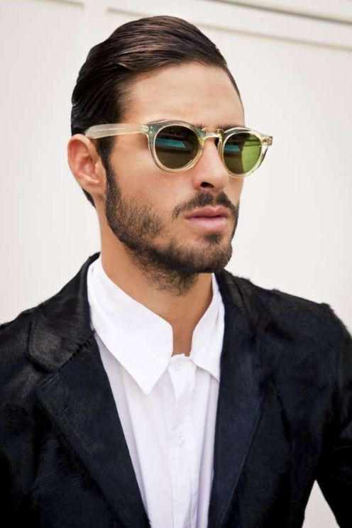 moda masculina - lucas maronesi - oculos redondo 18
