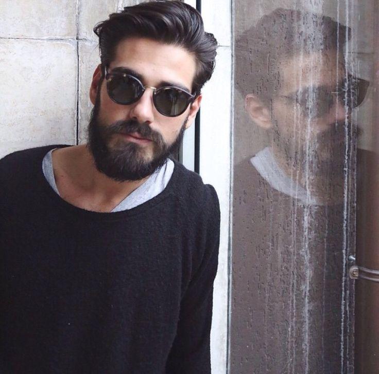 moda masculina - lucas maronesi - oculos redondo 9