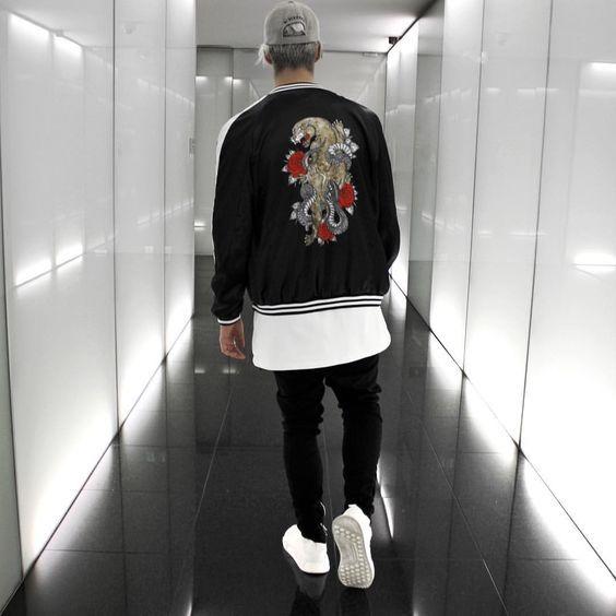 moda masculina - lucas maronesi - jaqueta bomber 15