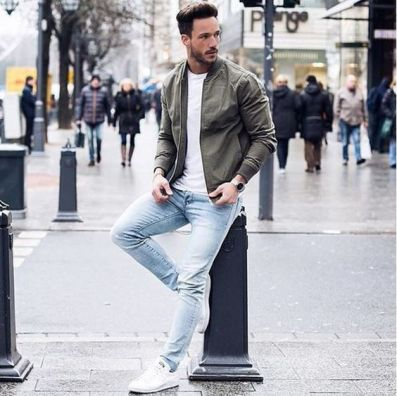 moda masculina - lucas maronesi - jaqueta bomber 5