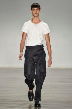 looks masculinos minimalista monocromatico - moda masculina - lucas maronesi 1