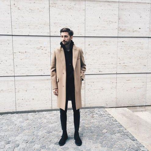 looks masculinos minimalista monocromatico - moda masculina - lucas maronesi 12