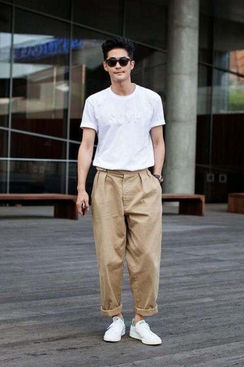 looks masculinos minimalista monocromatico - moda masculina - lucas maronesi 14