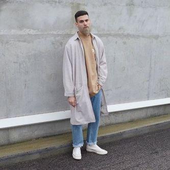 looks masculinos minimalista monocromatico - moda masculina - lucas maronesi 7