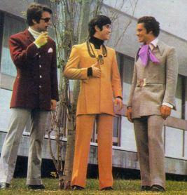 moda masculina 1970 - lucas maronesi - anos 70 1