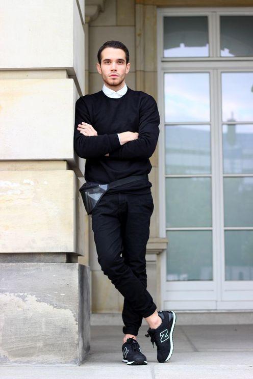moda masculina - pochete masculina - lucas maronesi 1
