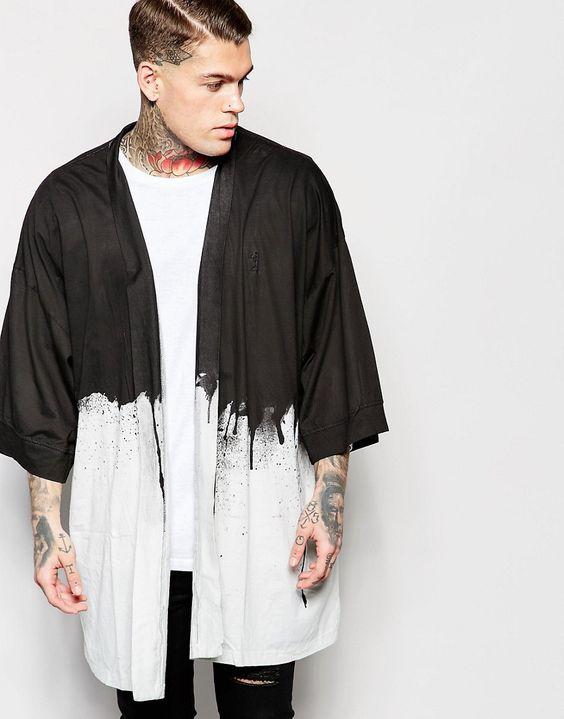 moda masculina - kimono masculina - tendencia - lucas maronesi - 10