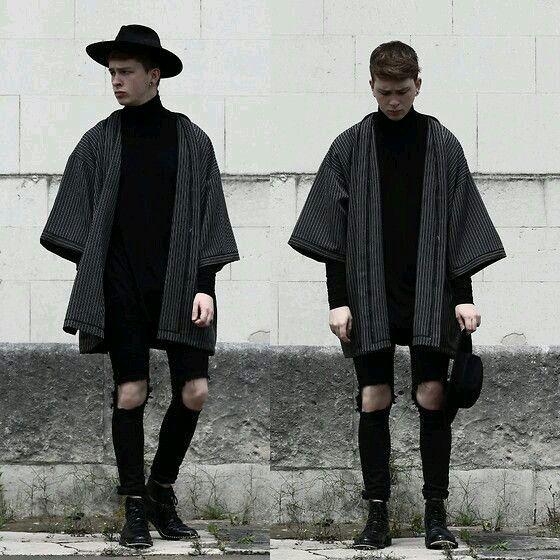 moda masculina - kimono masculina - tendencia - lucas maronesi - 22